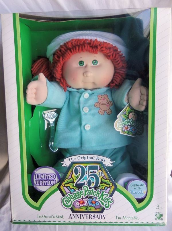 Cpk Edicion Limitada 25 Aniversario Cabbage Patch Kids Cabbage Patch Kids