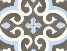 Cement Tile Shop - Encaustic Cement Tile - possibility for replacement tiles on front steps. can use to pull in style in other places? bathrooms?
