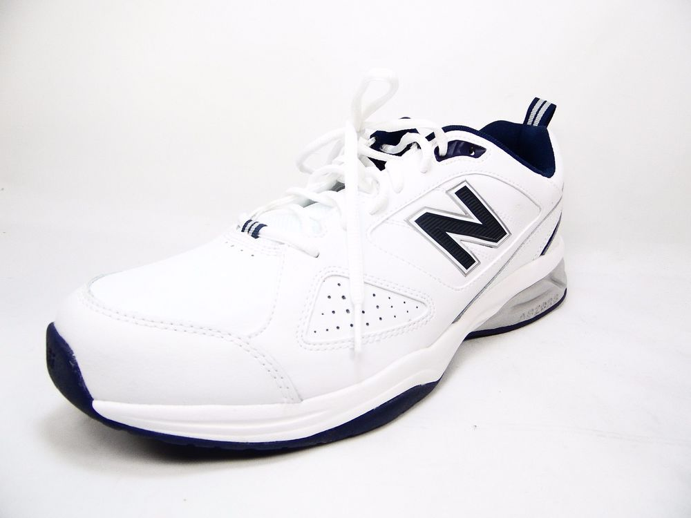 155d5fa8b9ded New Balance Men's 623v3 Training Shoe White/Navy Size 13 D #NewBalance  #RunningCrossTraining