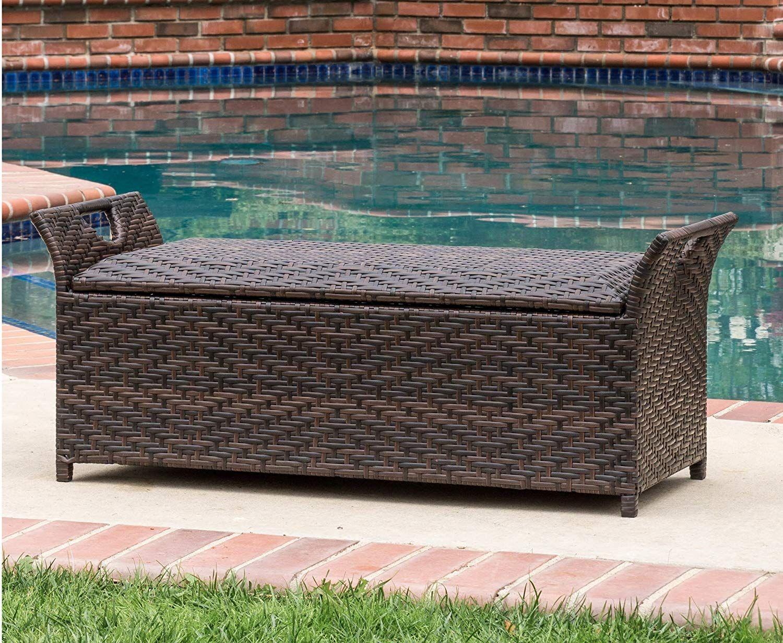 Where To Store Patio Furniture Cushions