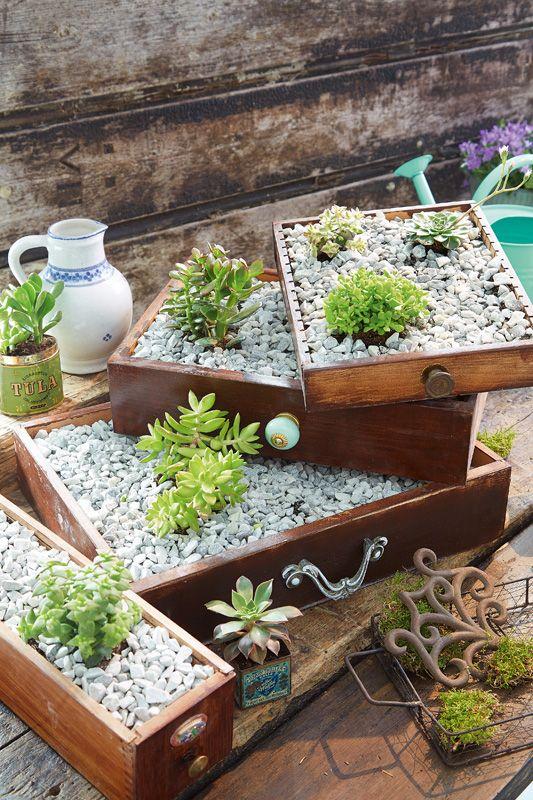 Schick gepflanzt - Gartenzauber