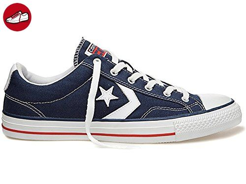 Converse Star Player Adulte Core Canvas Ox 289162, Unisex - Erwachsene  Sneaker, Blau (