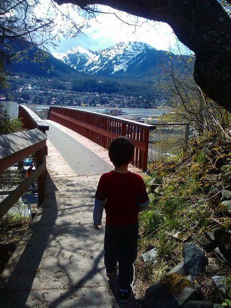 Juneau - and Alaska in general - especially with @Kristen Thompson Christensen