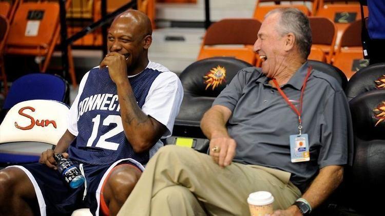 Former Husky Taliek Brown Joins UConn Men's Basketball