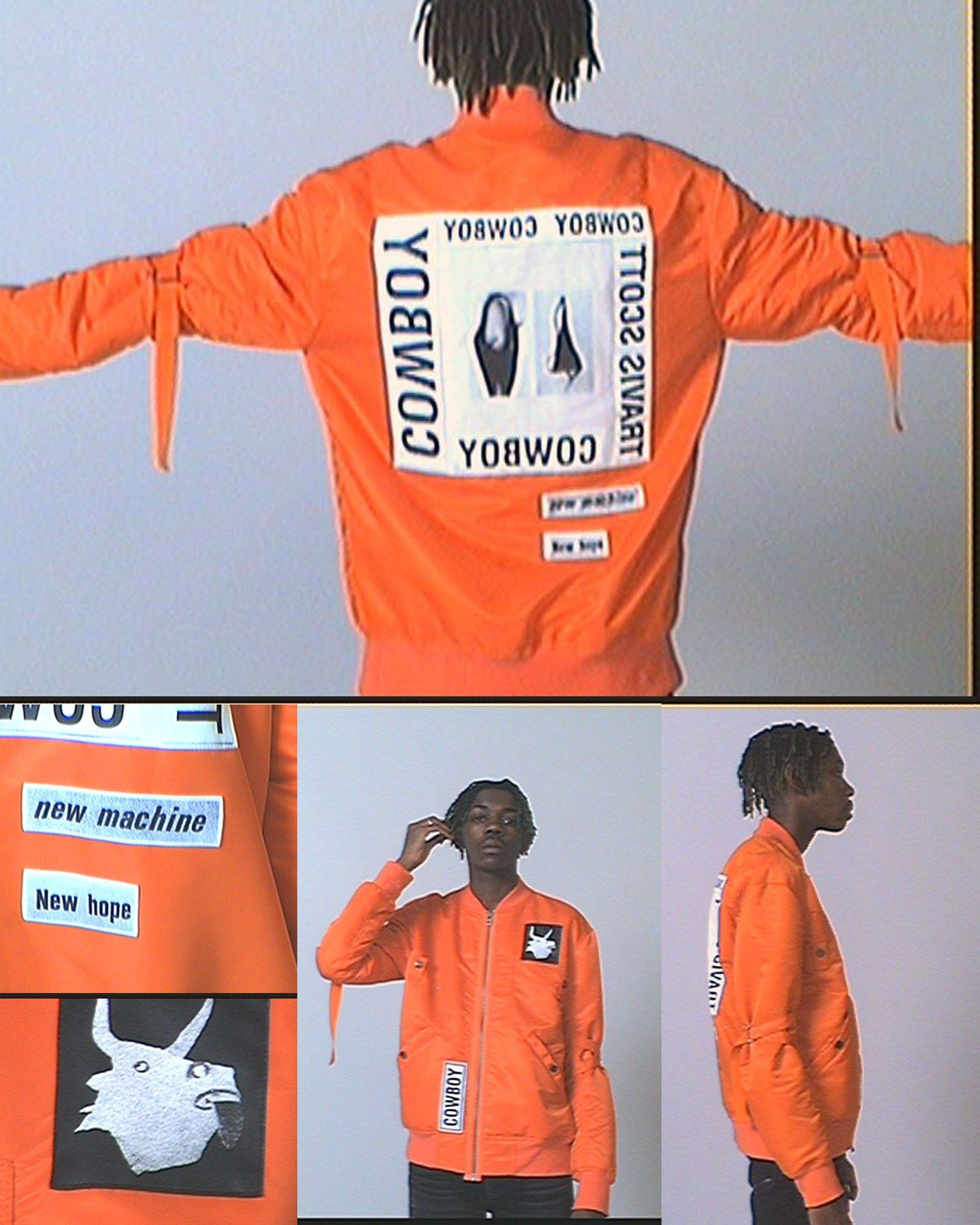 9af606997cdb Travis Scott's Helmut Lang Collection Is Here   All things men ...