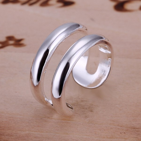 2.34$  Watch now - http://dieqz.justgood.pw/go.php?t=110383301 - Double Lines Openings Ring
