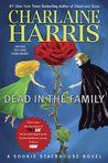 Dead in the Family (Sookie Stackhouse, #10) http://www.goodreads.com/book/show/7091488-dead-in-the-family