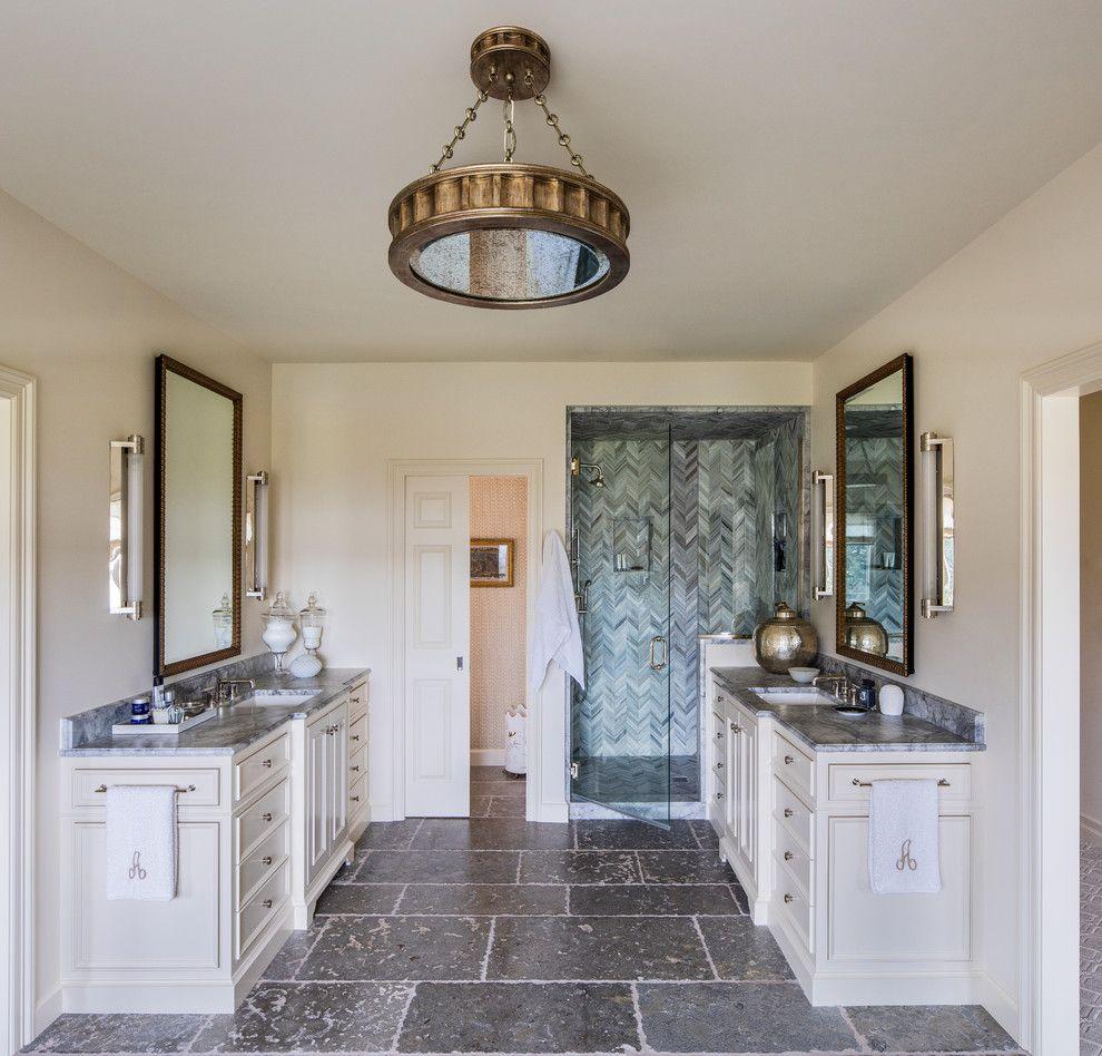 20 Fantastic Traditional Bathroom Designs You're Gonna ...