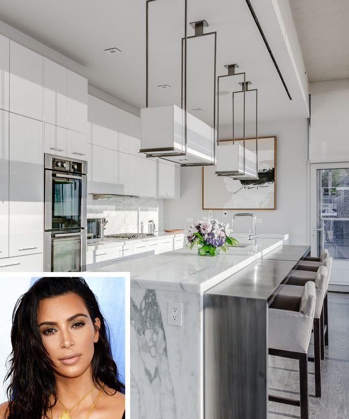 Kim Kardashian, Kanye West's Airbnb Luxury Rental in ...
