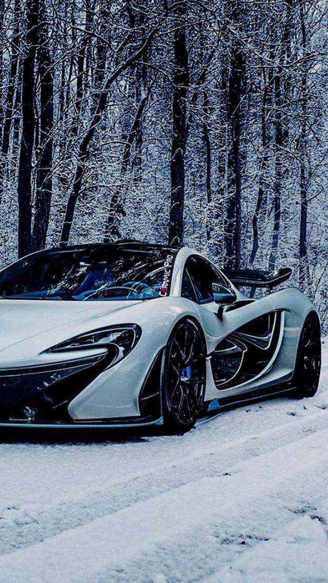 """White Wolf """"Mclaren P1"""" Mclaren cars, Sports car"""