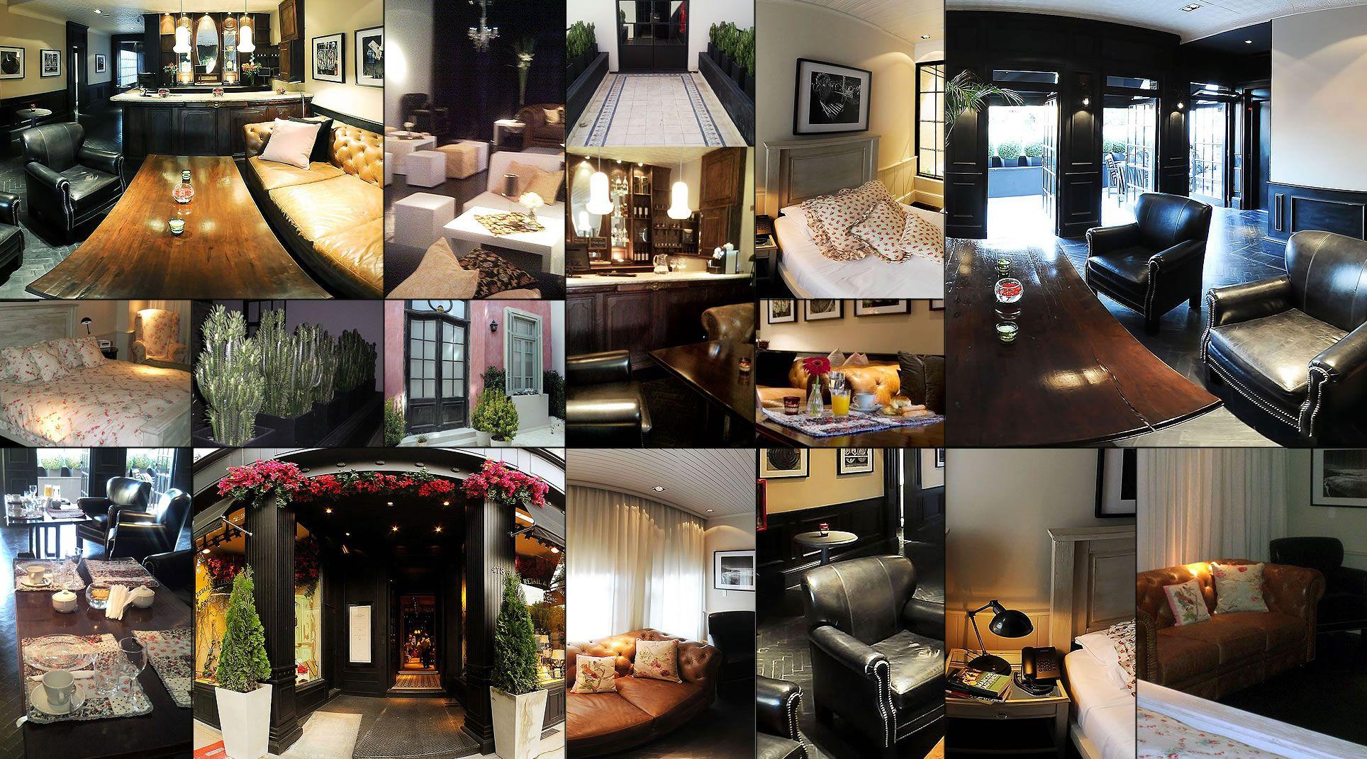 PALERMO-SOHO-Hotel-Boutique   Casas, Argentina