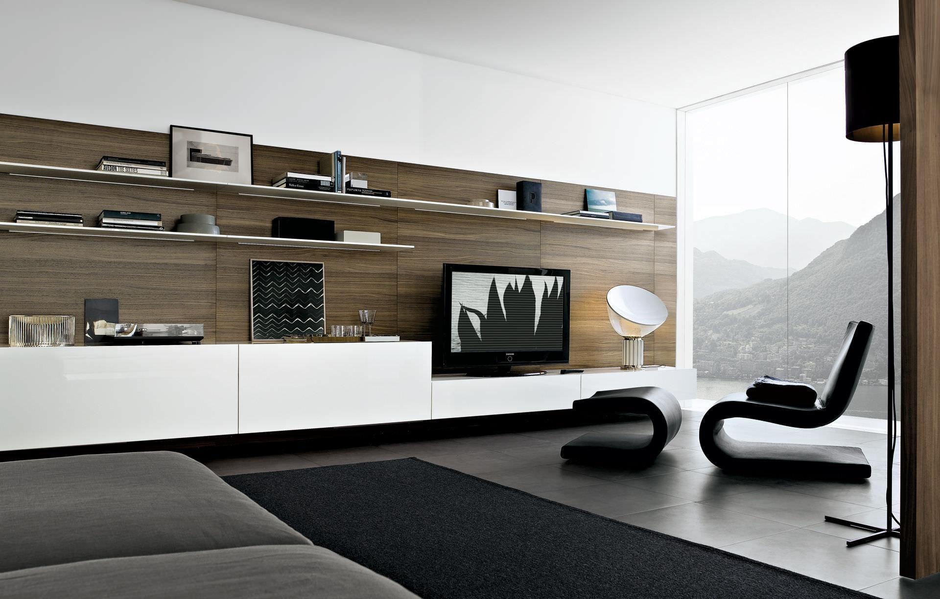 Contemporarytvwallunittvwallmountideasspaciouslivingroom Classy Tv Wall Mount Designs For Living Room 2018