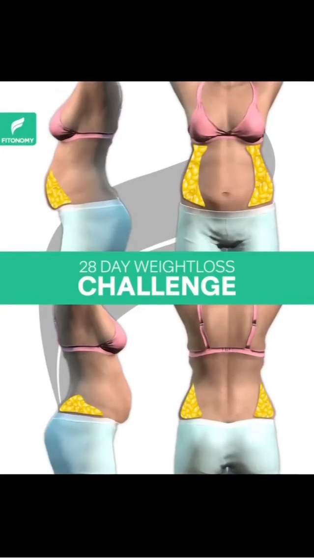28 Days Weight LOSS CHALLLENGE