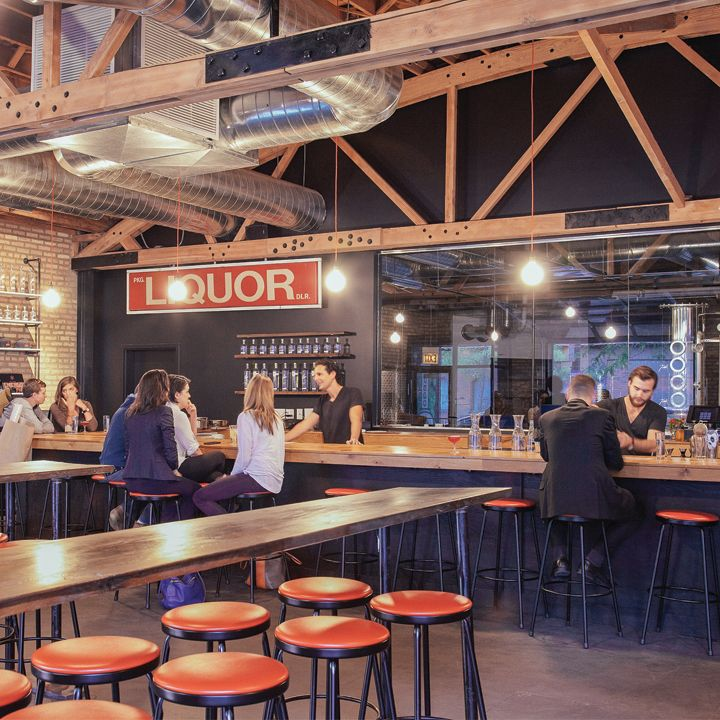 The Best Chicago Distilleries Right Now Hr