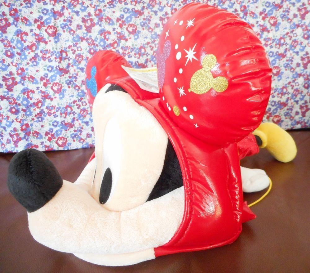 New 30th Anniversary Mickey Hat Plush Toys cap Tokyo Disneyland Hat JAPAN Japan