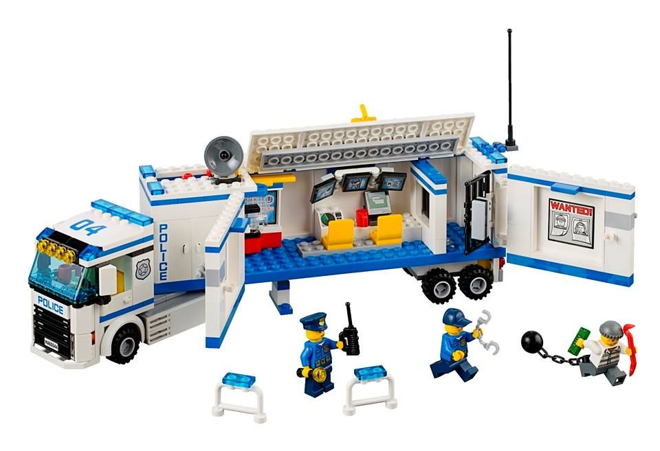 Lego City 2014 Police Sets Crook Pursuit 60041 High Speed Police Chase 60042 Prisoner Transport 60043 Mobile P Lego City Police Lego City Sets Lego City