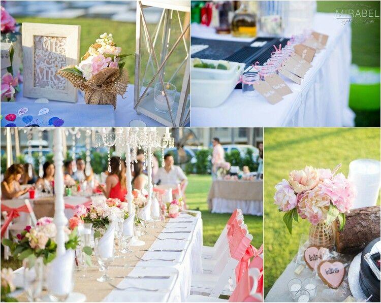 Rustic Reception By Crystal Beach Weddings In Destin Fl