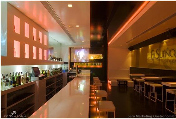 Diseño de restaurantes. La receta del éxito