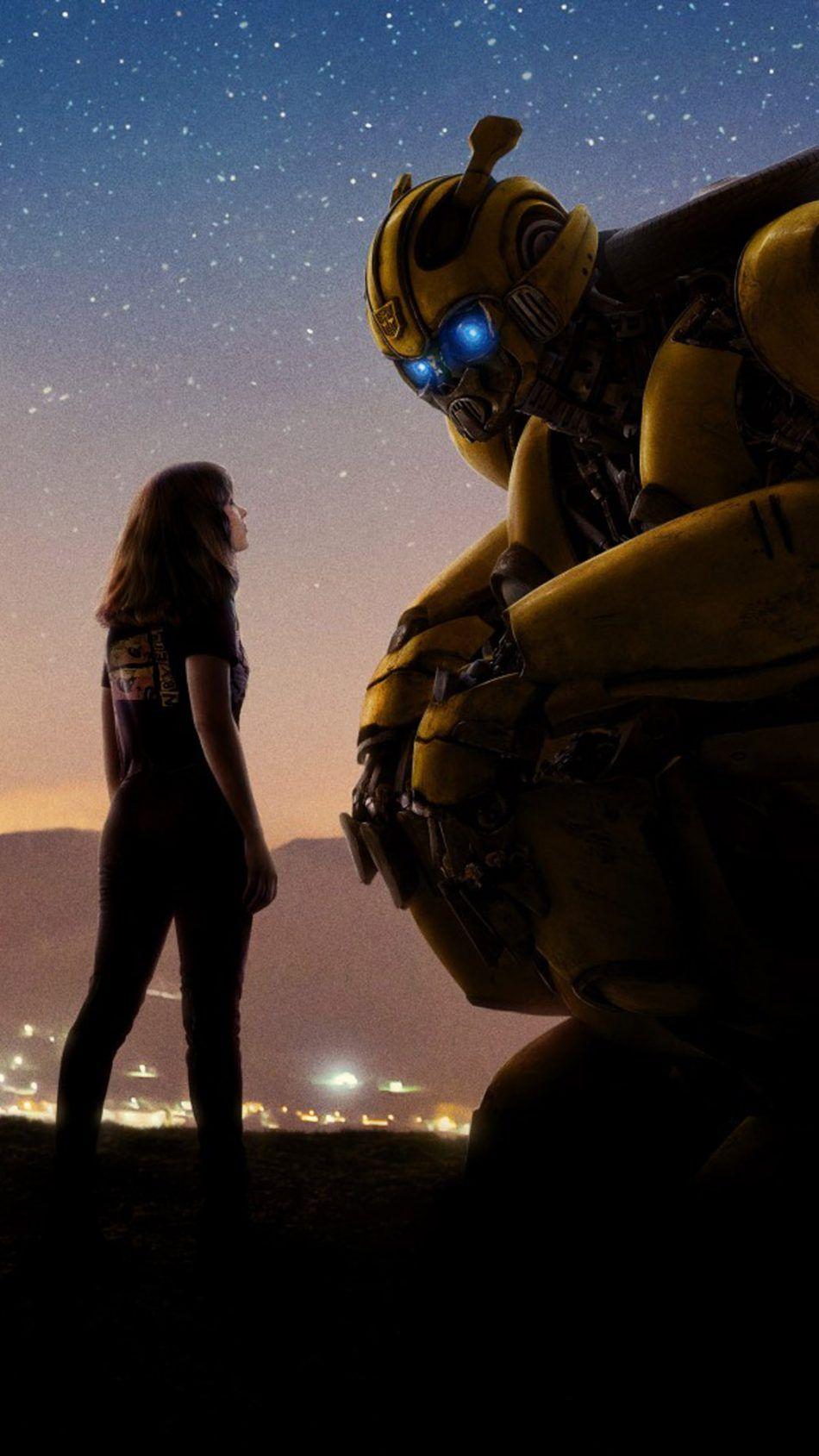 Hailee Steinfeld Bumblebee 2018 | Movie Wallpapers | Transformers
