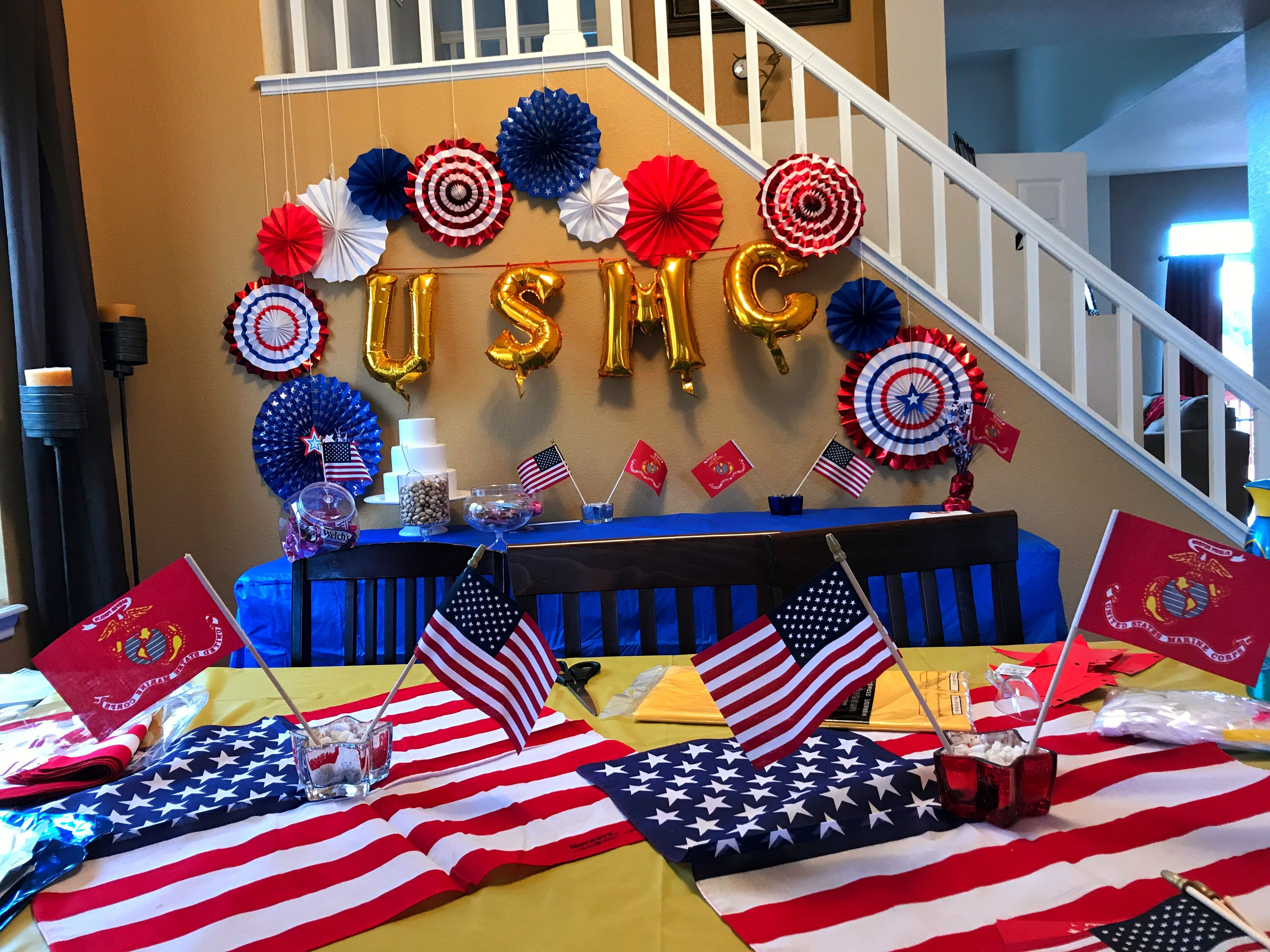 Pin by Shania Abbott on USMC Grad Party in 2020 Boot