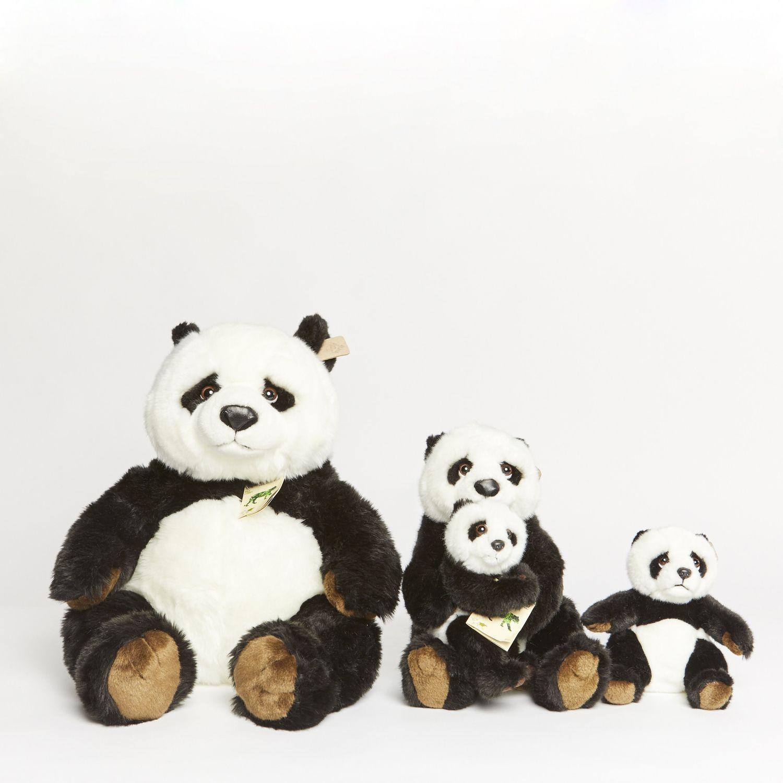 Plush Panda Toy Smokey The Bears Toys Cuddly [ 1500 x 1500 Pixel ]