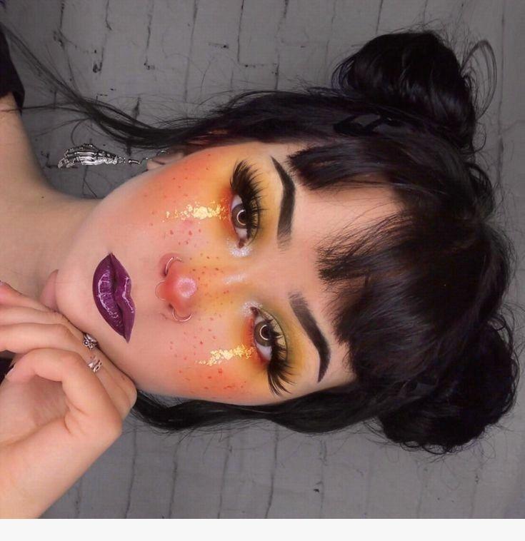 Photo of 80 Make-up-Ideen für 2019 #makeupart 80 Make-up-Ideen für 2019 Nizza 80 Make-u…