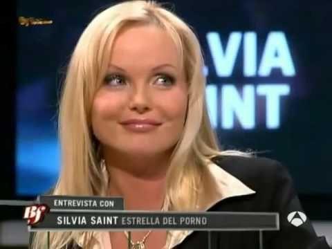 Silvia saint interviews