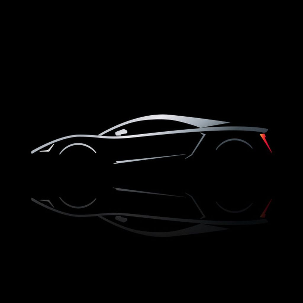 Concept Sport Car Silhouette With Reflection Paid Affiliate Ad Sport Reflection Silhouette Em 2020 Logotipo Automotivo Lavagens De Carro Lavagem De Carro