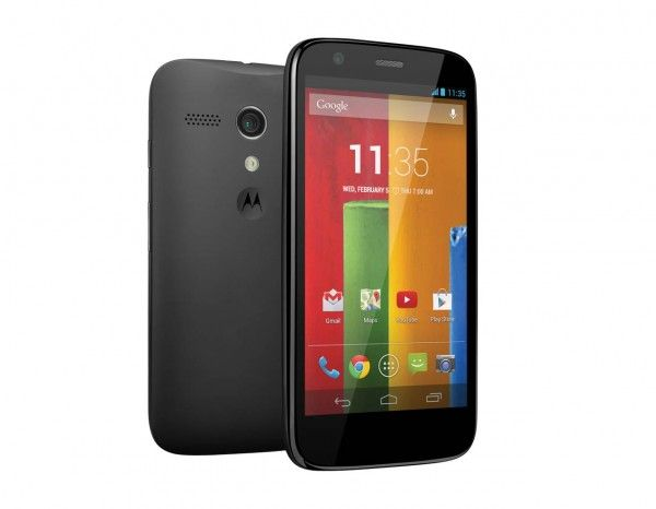 MWC 2014: Moto G is Motorola's most successful smartphone