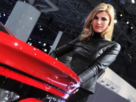 Cars & Girls @ New York Auto Show 2013 #carsgirls #newyork #bigapple