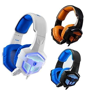 $30.99 (was $37.19). SADES Professional Stereo PC Gaming Headset from MiniInTheBox.