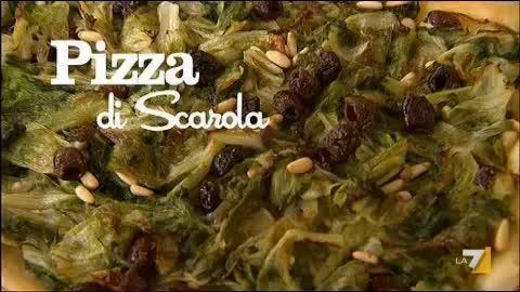 Pizza Di Scarola Benedetta Parodi Imenudibenedettala7it La7