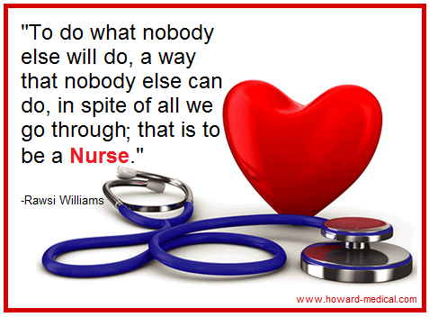 """""""To do what nobody else will do, a way nobody else can do, in spite of all we go through; that is to be a nurse"""""""