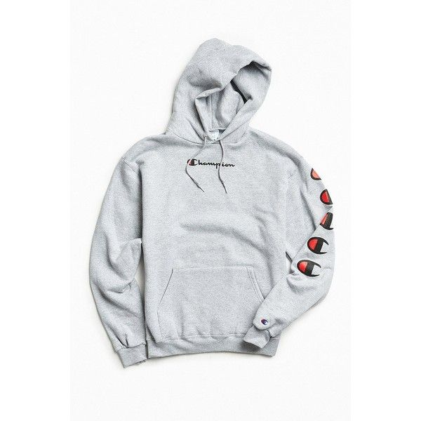 ❤ Pinterest Champion €54 Eco Hoodie Sweatshirt Repeat Clothes ZO6wB