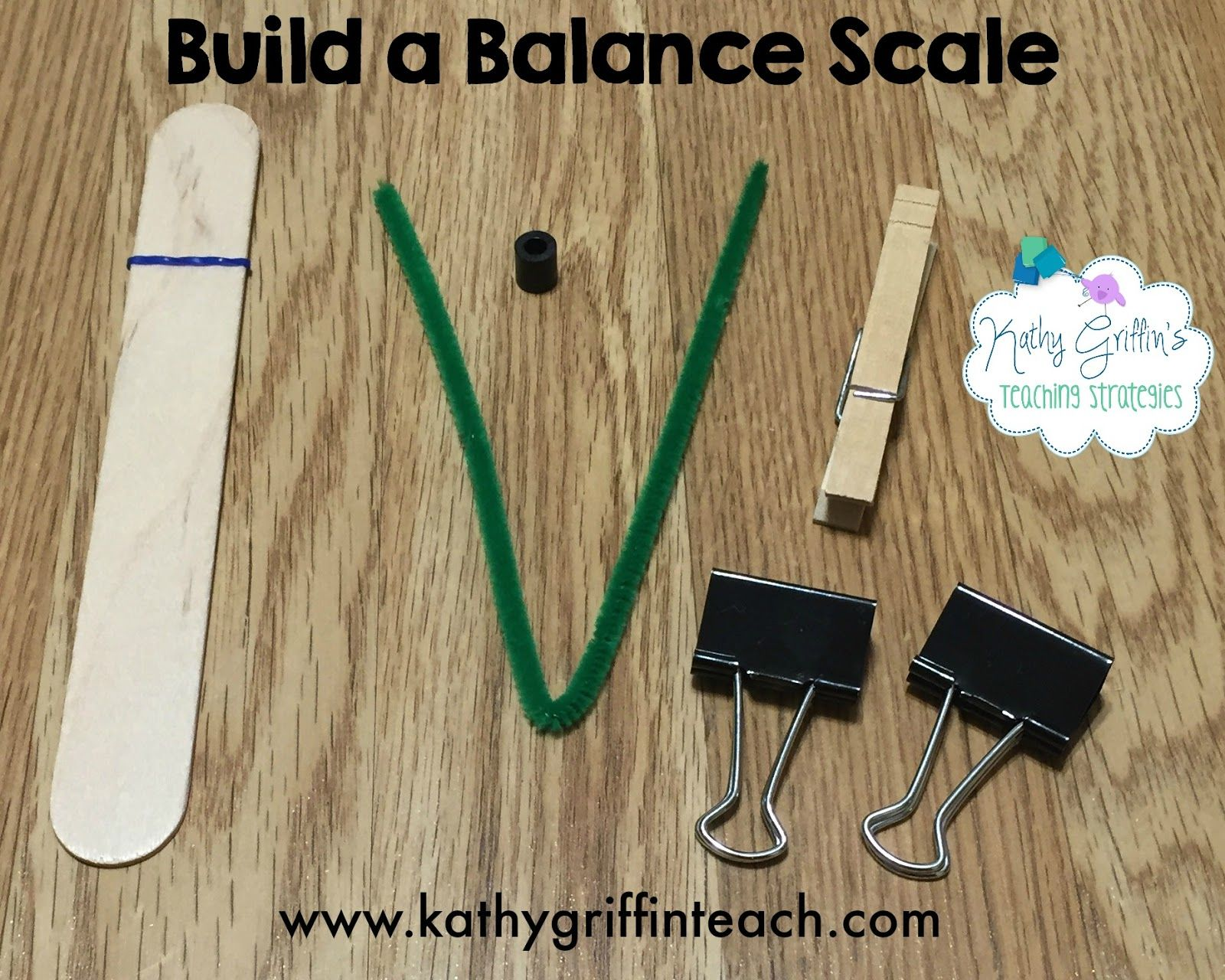 Math And Science Fun With Balance Scales