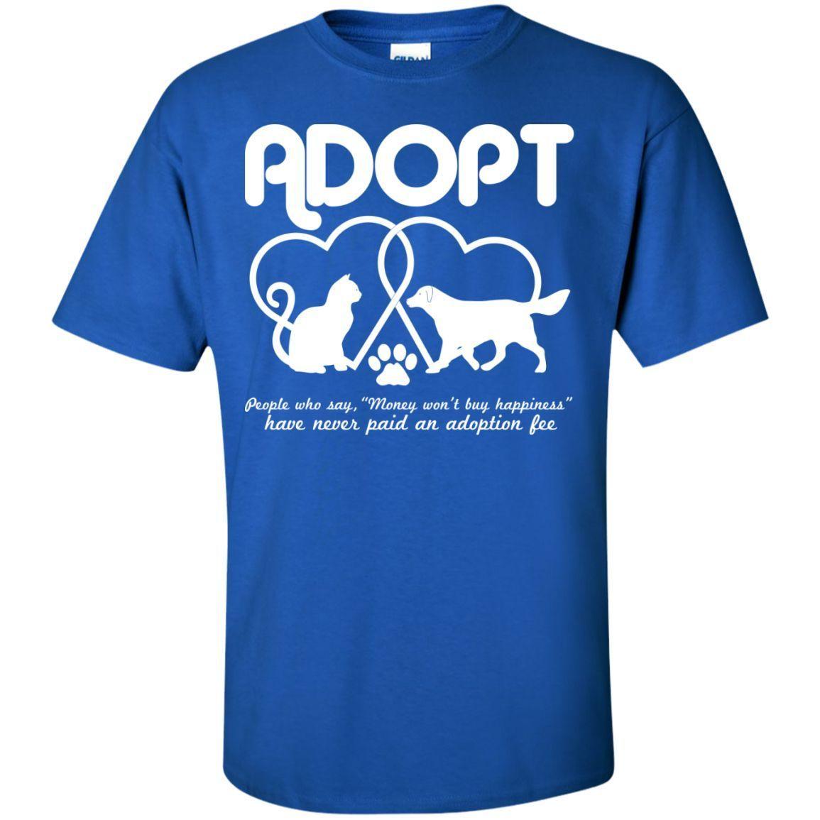 Adopt Dog & cat Ultra Cotton T-shirt
