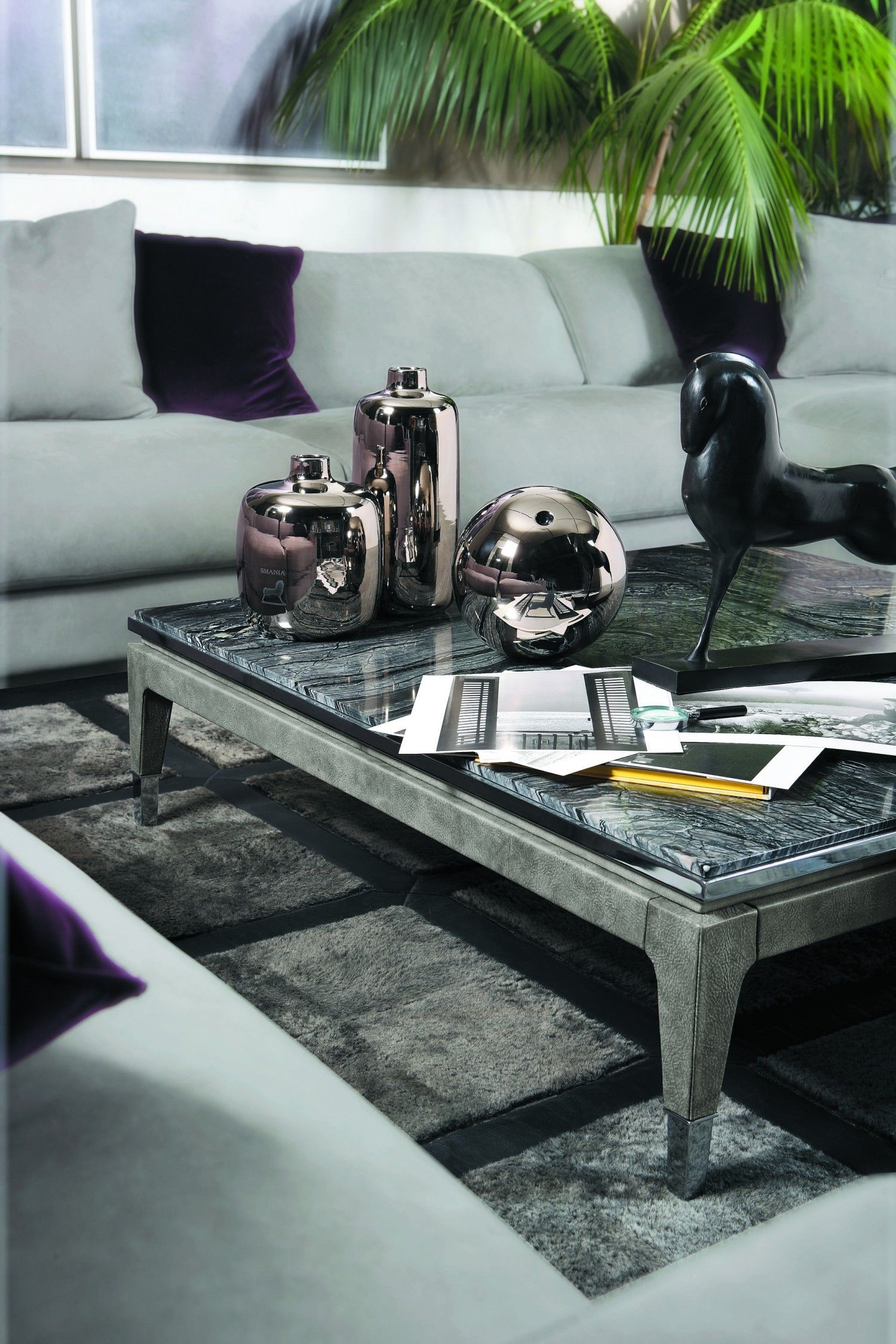 Los Angeles Coffee Table By Smania
