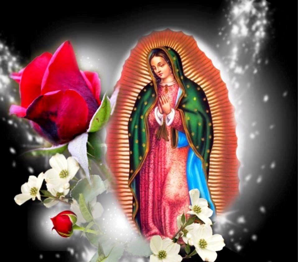 Oración A La Virgen De Guadalupe Para Pedir Salud Bienestar Y Tranquilidad Virgen De Guadal Oracion A La Virgen Virgen De Guadalupe Oracion Virgen Guadalupe