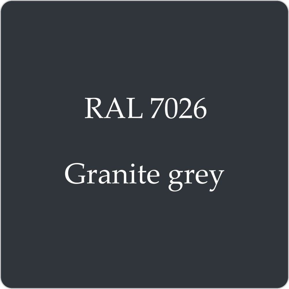 ral 7026 cellulose car body paint granite grey 1l with free strainer living pinterest gris. Black Bedroom Furniture Sets. Home Design Ideas