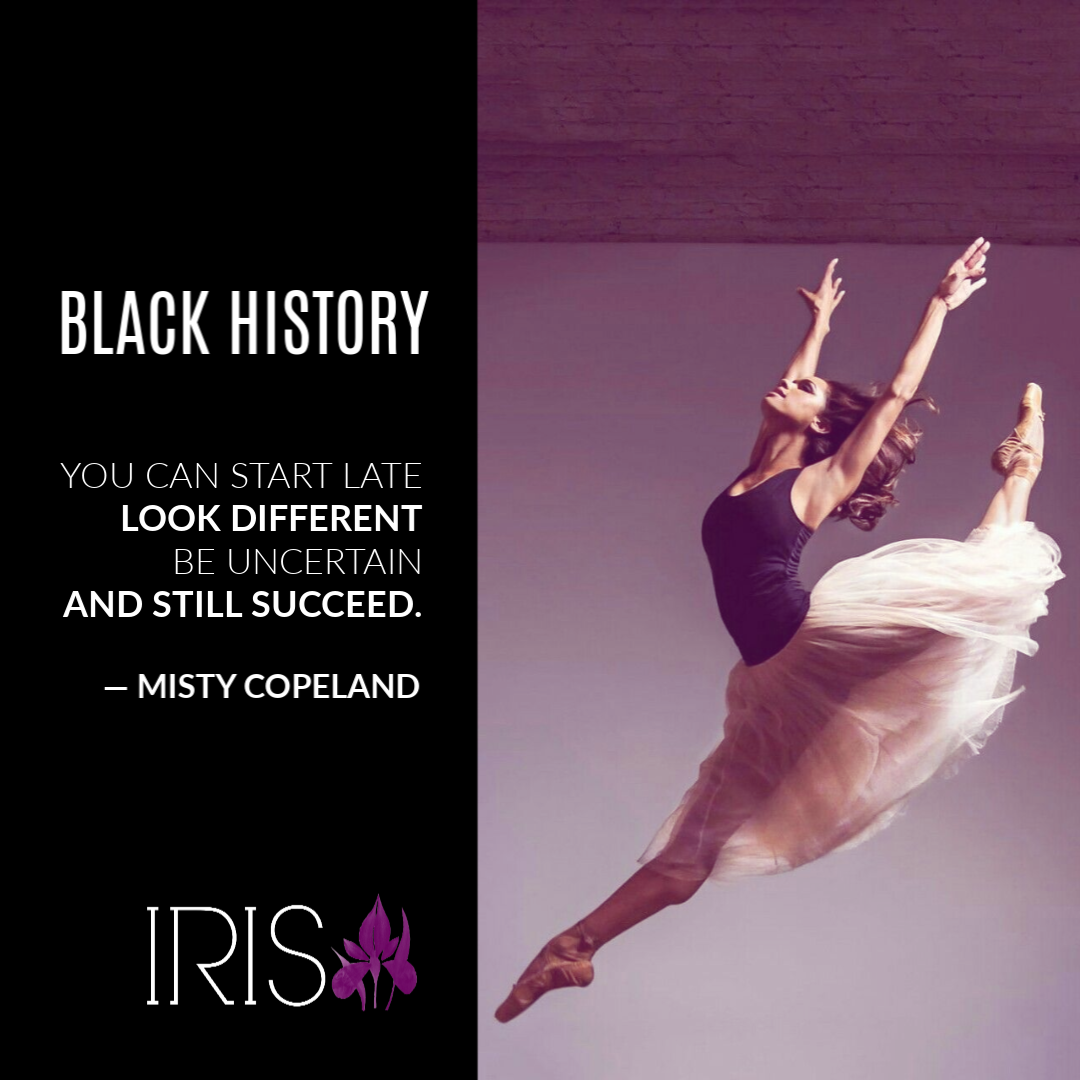 This Quote From The Incomparable Misty Copeland Has Us