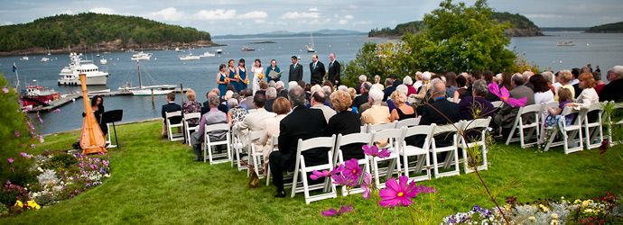 The Bar Harbor Inn Is One Of Maine S Premier Wedding Venues On Ocean In Heart Downtown Only Minutes Away From Acadia National Park