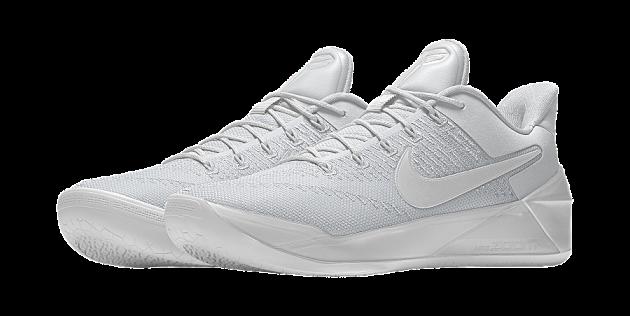 sale retailer 523d1 46c8c Cheap Fun-With-NIKEiD-Nike-Kobe-AD-Triple-White
