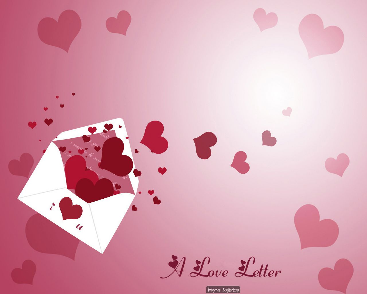 Ordinaire A Love Letter Wallpapers HD Wallpapers