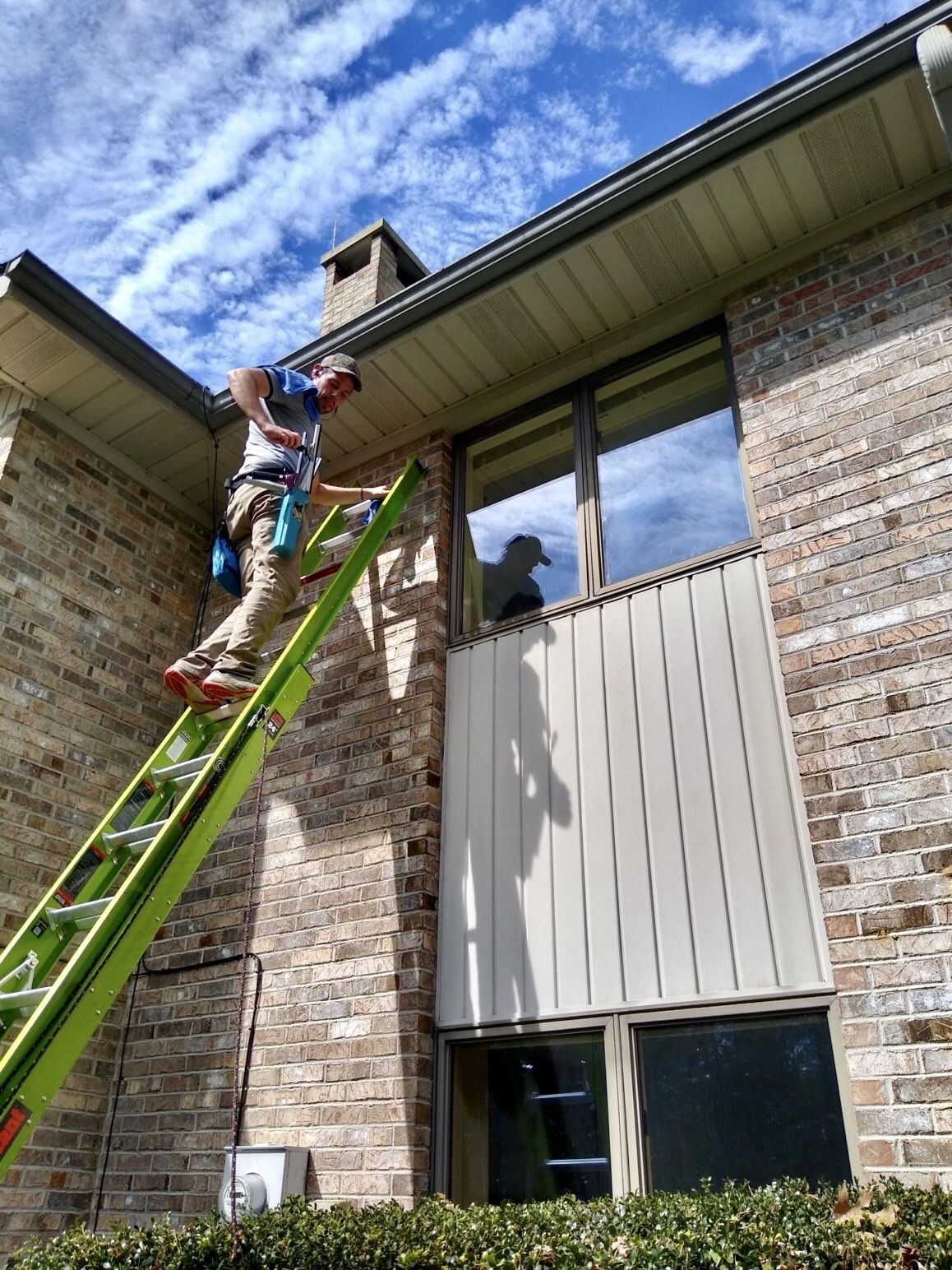 Ashevilles most trusted reliable window cleaners