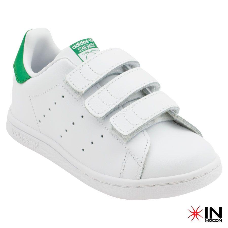 #Adidas Stan Smith CF I Tamanhos: 20 a 27 #Sneakers