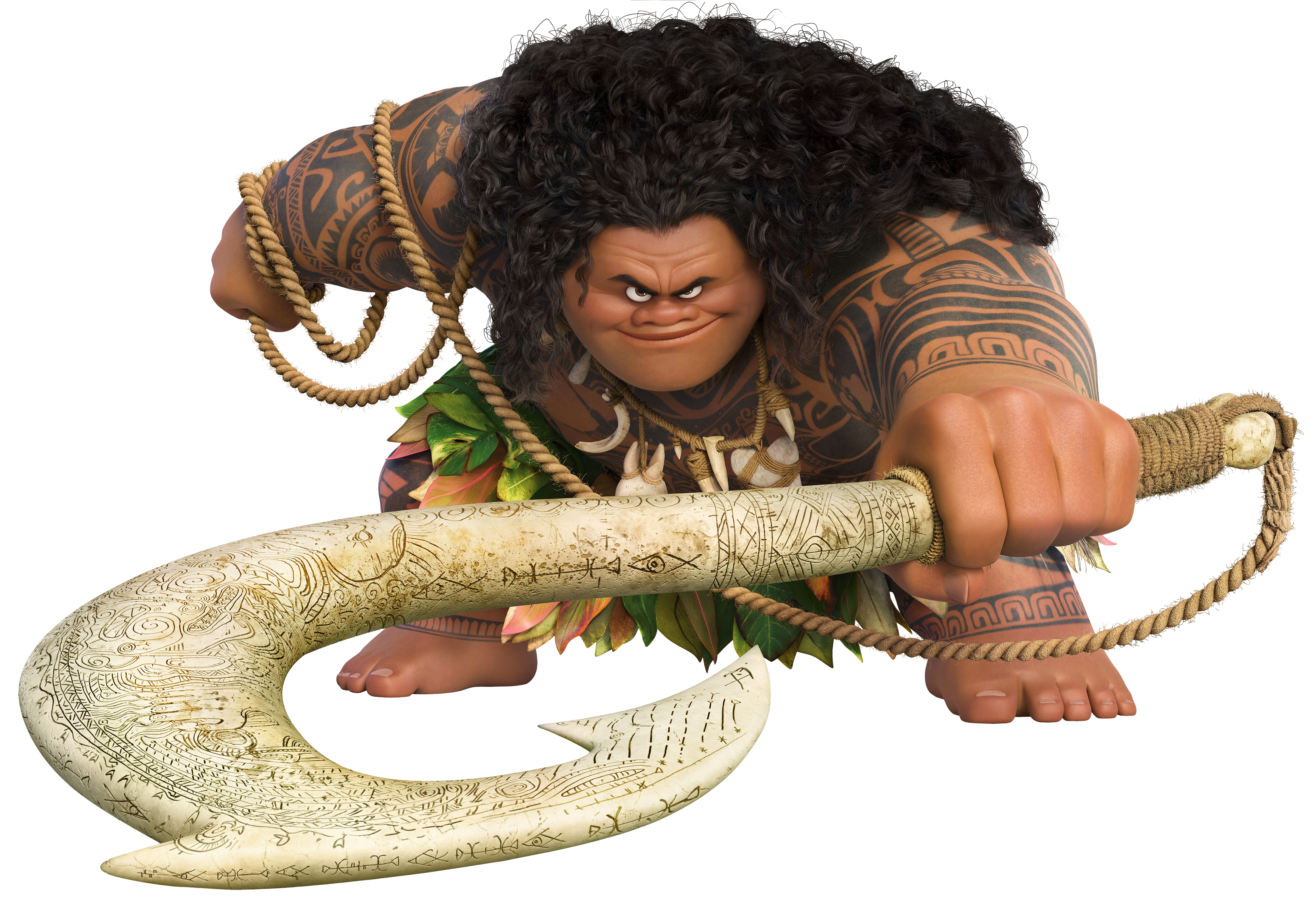 Maui Moana Disney Large Transparent Png Image Gallery Yopriceville High Quality Images And Transparent Png F Disney Moana Maui Moana Disney Princess Moana