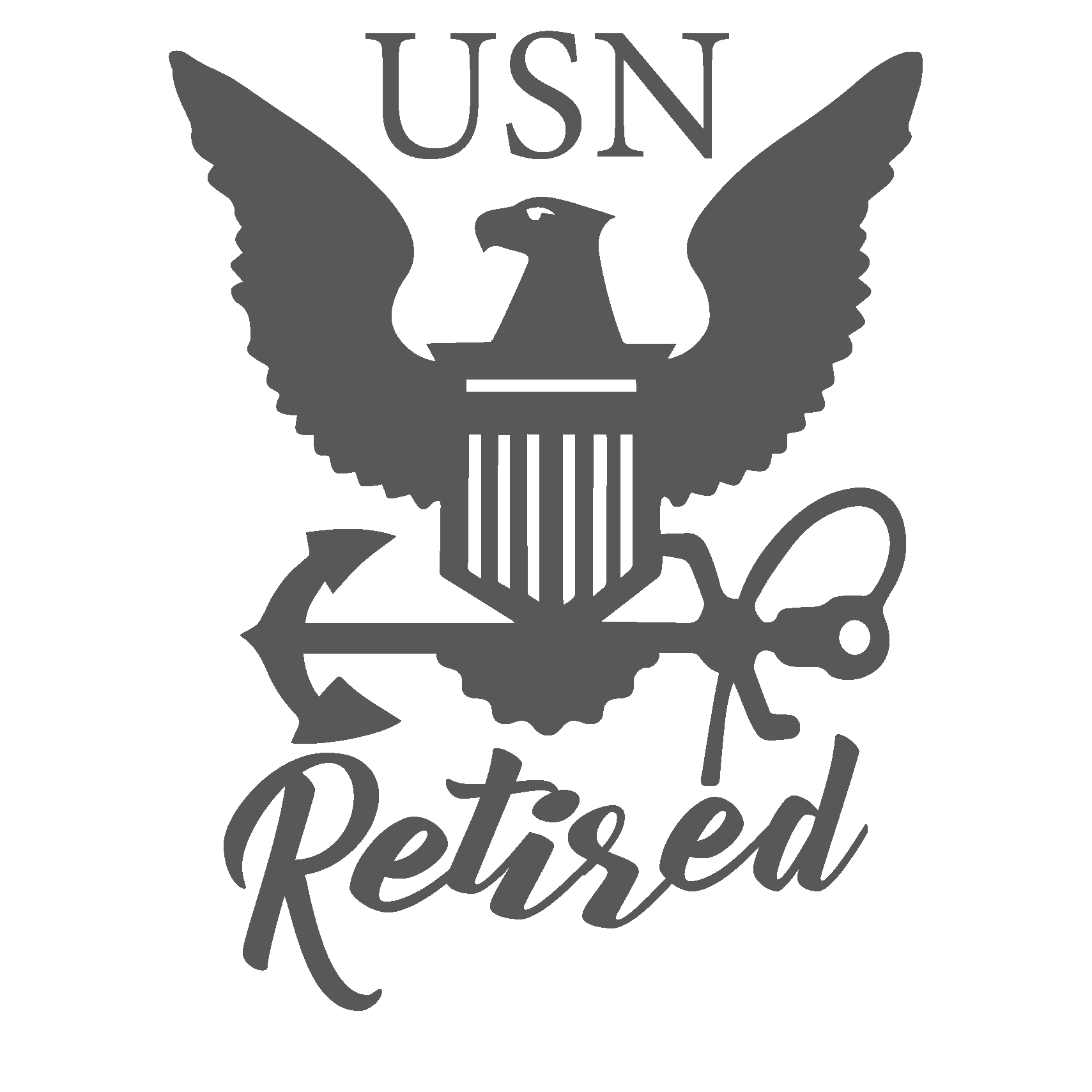 United States Navy Retired In