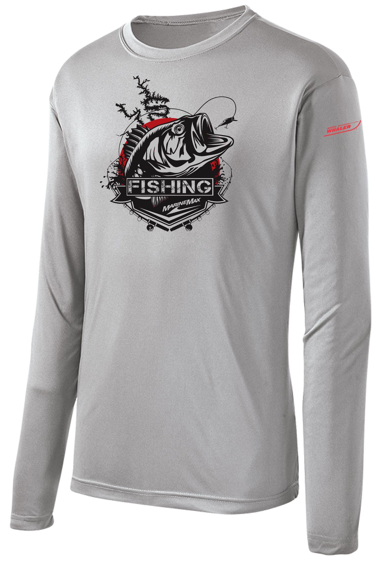 Marinemax Have Their New Custom Dri Fit Fishing Shirts From Www