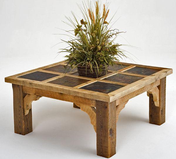 Barnwood Furniture, Rustic Furnishings, Log Bed, Cabin