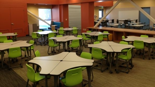 21st Century Classroom Furniture Google Search School Library Pinterest Communication